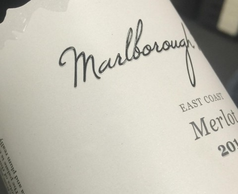 Marlborough Ridge Merlot - True Gloss Highbuild & Arctic Ice Coating